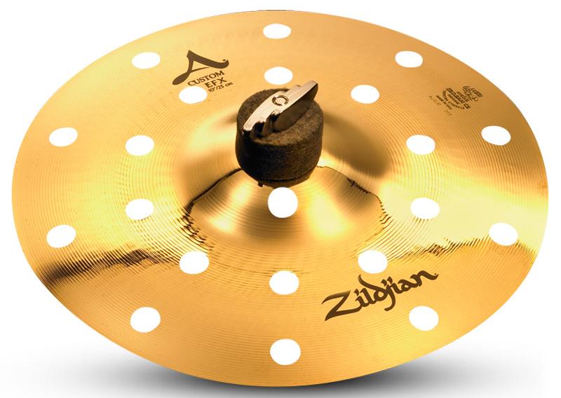 "Zildjian/A.Custom 《ジルジャン》 EFX 10"""