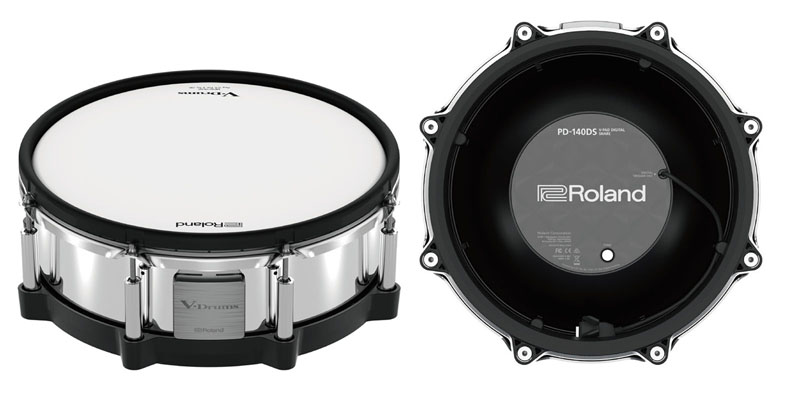 Roland 《ローランド》 PD-140DS [V-Pad Digital Snare]【お取り寄せ品】 【d_p5】