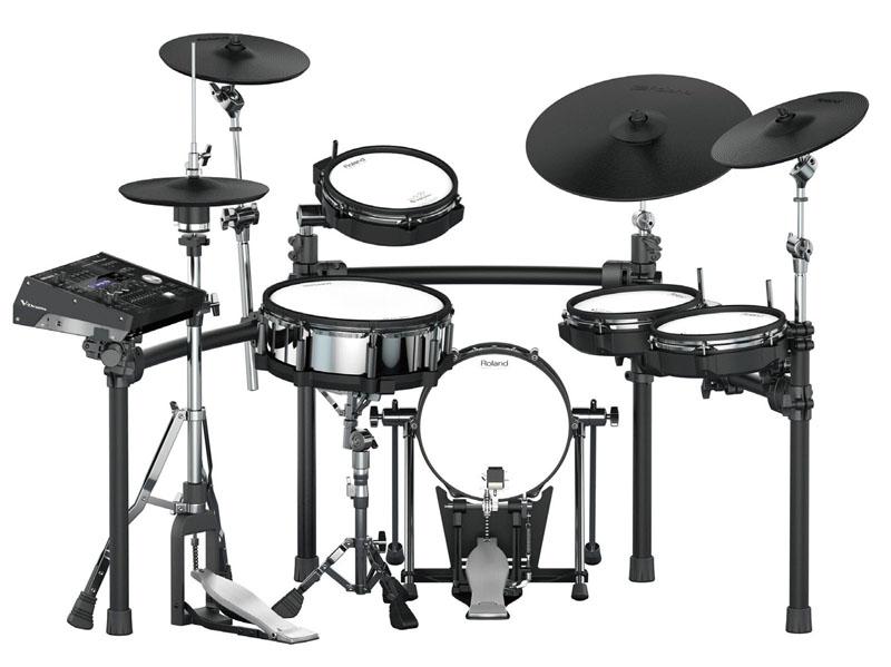 Roland 《ローランド》 TD-50K [V-Drums Kit] ※バスドラム、スタンド別売り【d_p5】