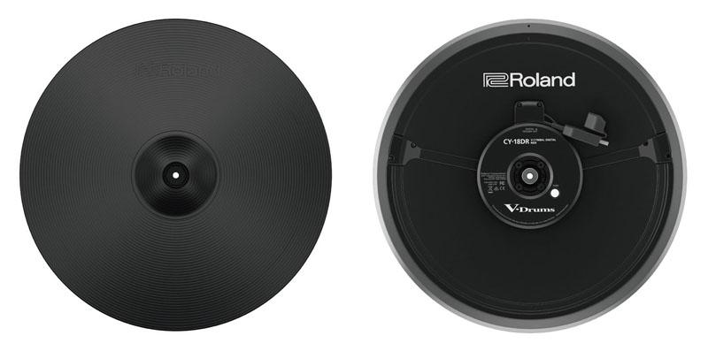 Roland 《ローランド》 CY-18DR [V-Cymbal Digital Ride]【お取り寄せ品】 【d_p5】