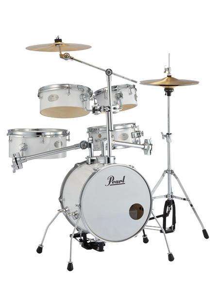 Pearl 《パール》 RT-645N/C #33 [Rhythm Traveler Ver.3S / ピュア・ホワイト] 【ドラムスローン&スティック サービス!】