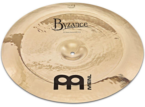MEINL 《マイネル》 B18HHCH-B [Byzance Brilliant Series / Heavy Hammered China 18