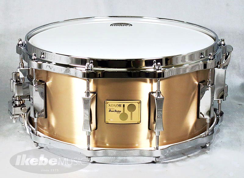 "SONOR 《ソナー》 SSE12-1465BR/C [ Drum Station ""Bell Bronze"" Deep Snare ] 【限定:50台】"