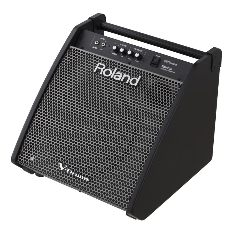 Roland 《ローランド》 PM-200 [Personal Monitor for V-Drums] 【入荷待ち】【d_p5】