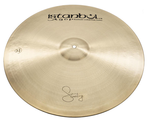 Istanbul/Agop 《イスタンブール》 Sterling Series / Sterling Crash-Ride 22