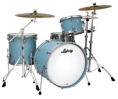 Ludwig 《ラディック》 L26223TX3R [NeuSonic Series / BD22, FT16, TT12, Tom Clamp / Skyline Blue]【お取り寄せ品】