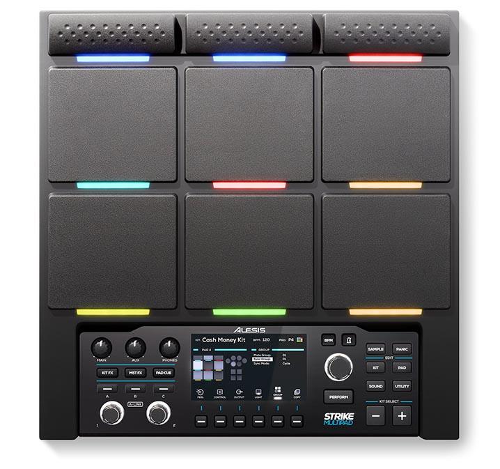 ALESIS《アレシス》 Strike MultiPad [サンプラー&ルーパー付きパーカッション・パッド]【d_p5】