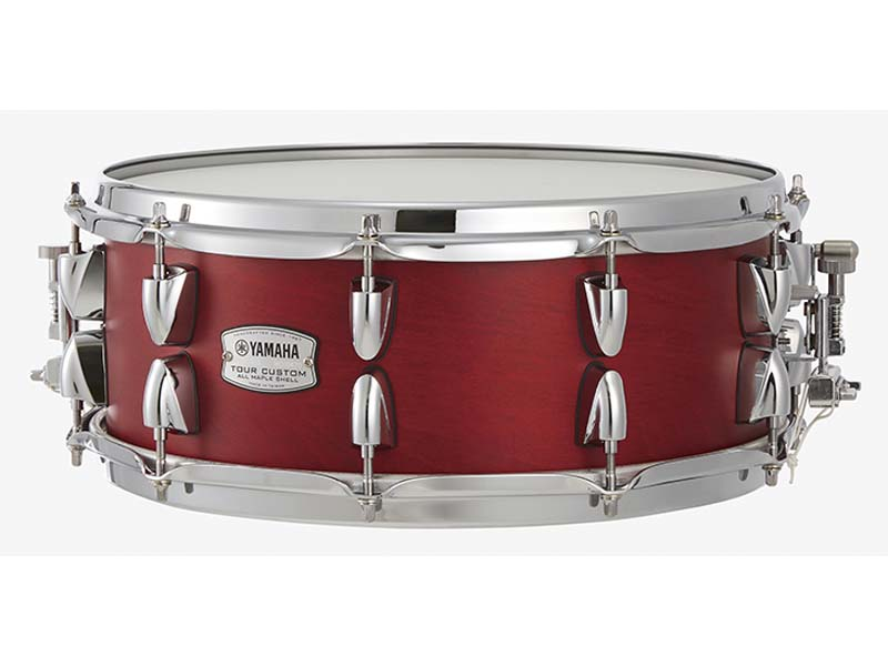 YAMAHA 《ヤマハ》 TMS1455CAS [Tour Custom / All Maple Shell Snare Drum / 14