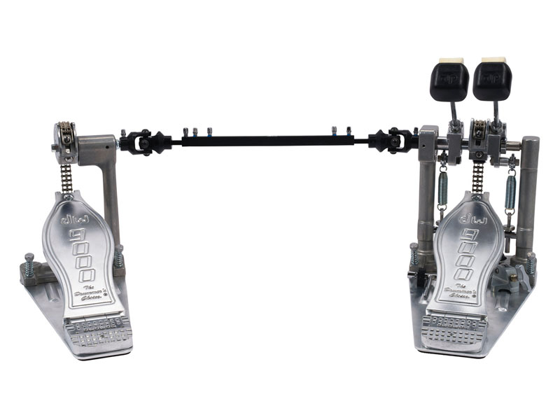 dw DW9002R [9000 Series Retro Limited / Double Bass Drum Pedal with All-Bearing Universal Joint] 【2018年楽器フェア限定モデル】【日本国内限定:100台】【正規輸入品/5年保証】