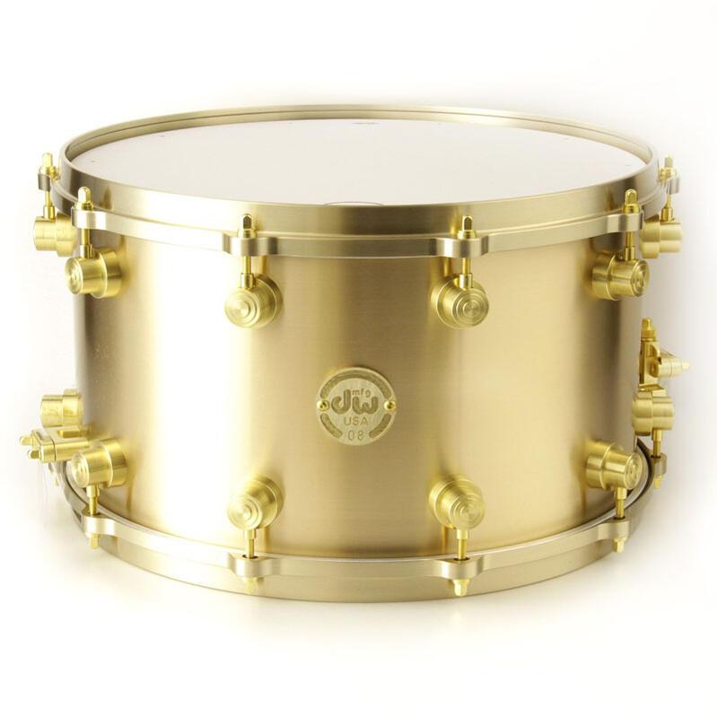 dw DW-CBZ1408SD/2020LTD [True Cast Bronze Snare Drum 14