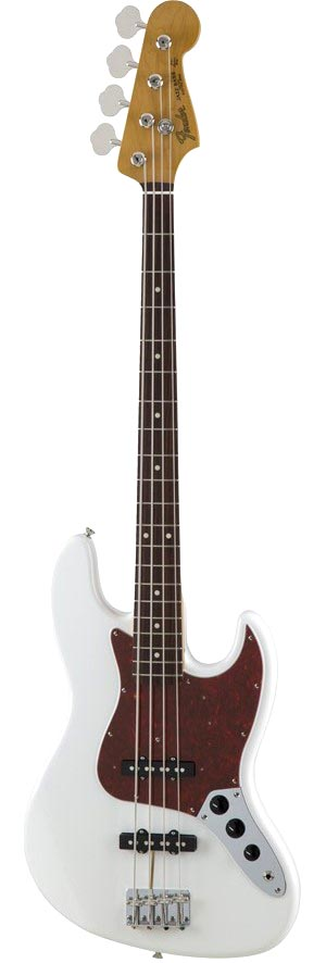 Fender Made in Japan Traditional 《フェンダー》 Traditional 60s Jazz Bass (Arctic White) [Made in Japan] 【特価】