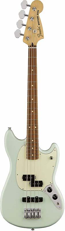 Fender 《フェンダー》 Bass Mustang Bass Fender PJ (Sonic (Sonic Blue)【b_p5】, ジュエリー YouMe:5a33e62b --- sunward.msk.ru