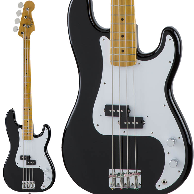 Fender Made in Japan Traditional 《フェンダー》 Traditional 50s Precision Bass (Black) [Made in Japan]【b_p5】