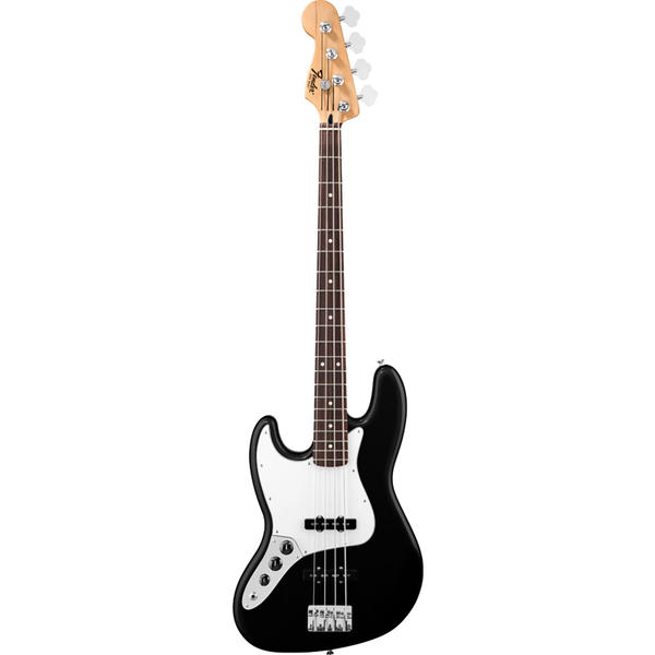 Fender 《フェンダー》Standard Jazz Bass LH (BLK/R)[Made In Mexico]【特価】