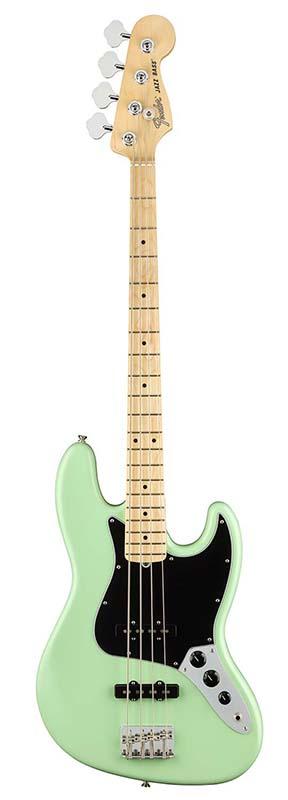 【メーカー直売】 Fender 《フェンダー》 American Performer Jazz Bass Green/Maple) (Satin Surf Green American Jazz/Maple)【即納可能】【b_p5】, ワンダーレックス:5e1abf84 --- portalitab2.dominiotemporario.com