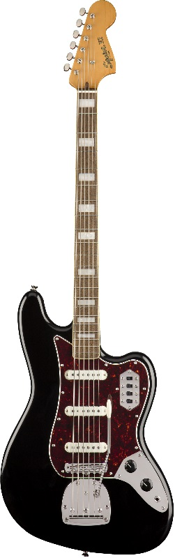 Squier by Fender《スクワイヤーbyフェンダー》 Classic Vibe Bass VI (BLK)