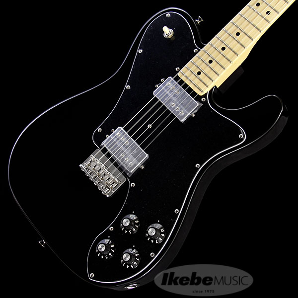 Fender 《フェンダー》 American Professional Telecaster Deluxe Shawbucker (Black/M)【g_p5】