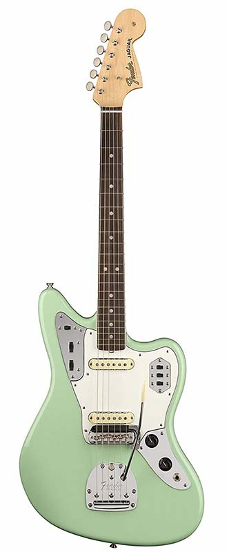 Fender 《フェンダー》 American Original '60s Jaguar (Surf Green) [Made In USA]【g_p5】【即納可能】
