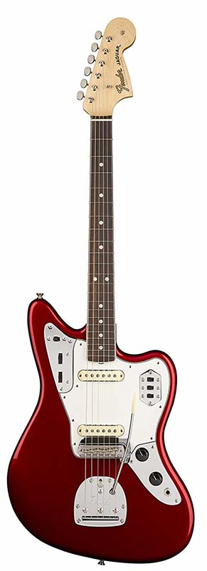 Fender 《フェンダー》 American Original '60s Jaguar (Candy Apple Red) [Made In USA]【特価】