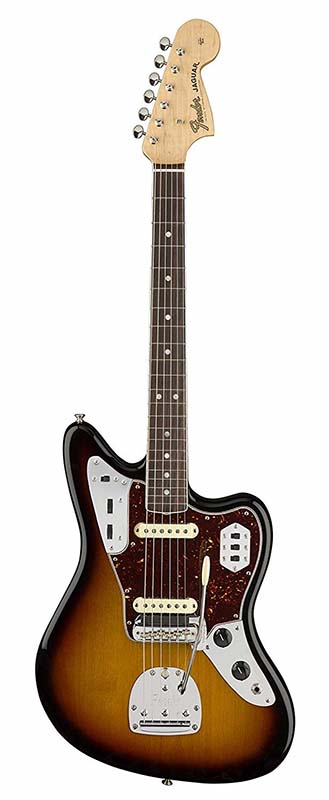 Fender 《フェンダー》 American Original '60s Jaguar (3-Color Sunburst) [Made In USA]【g_p5】