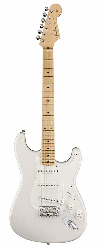 Fender 《フェンダー》 American Original '50s Stratocaster (White Blonde) [Made In USA]【g_p5】即納可能