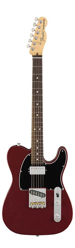 Fender 《フェンダー》 American Performer Telecaster with Humbucking (Aubergine) [Made In USA] 【g_p5】