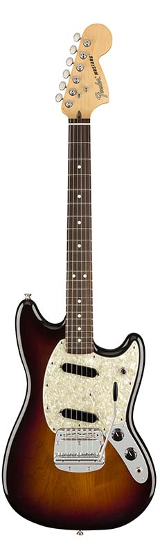 Fender 《フェンダー》 American Performer Mustang (3-Color Sunburst) [Made In USA] 【g_p5】
