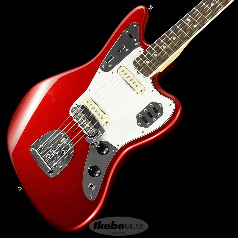 Fender 《フェンダー》 American Original '60s Jaguar (Candy Apple Red) [Made In USA]【g_p5】【即納可能】