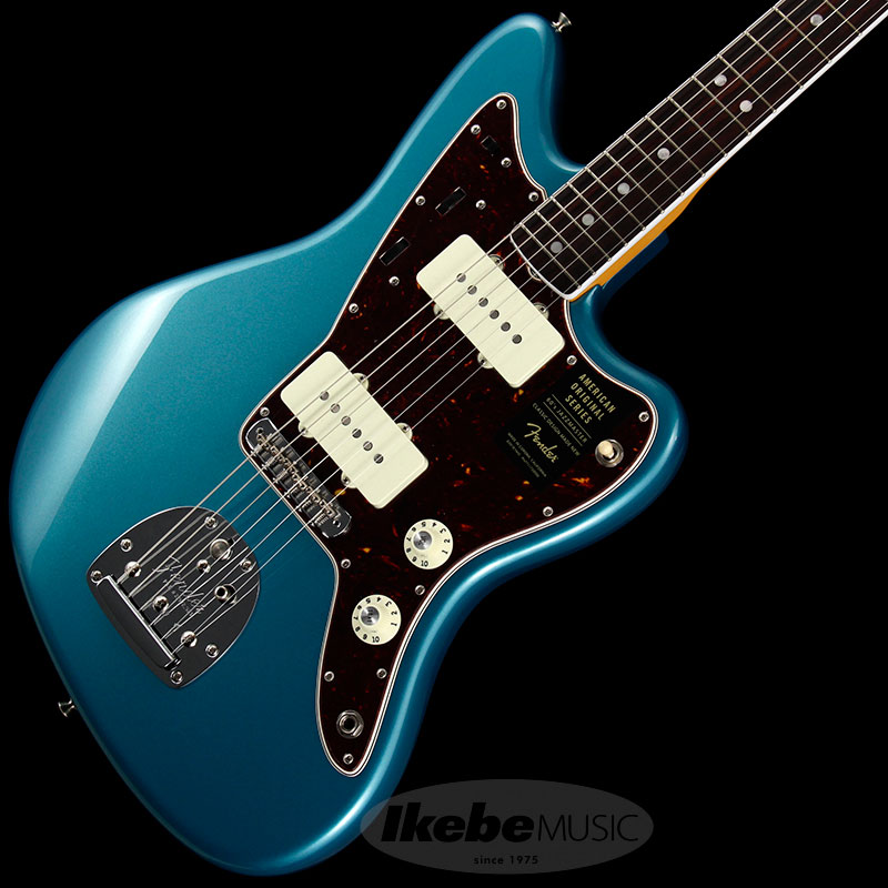 Fender 《フェンダー》 American Original '60s Jazzmaster (Ocean Turquoise) [Made In USA]【g_p5】【FENDER THE AUTUMN-WINTER 2018 CAMPAIGN】