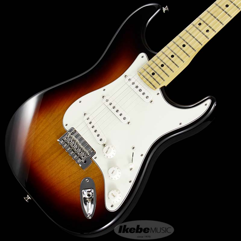 Fender 《フェンダー》 Player Stratocaster (3-Color Sunburst/Maple) [Made In Mexico]【FENDER THE AUTUMN-WINTER 2018 CAMPAIGN】