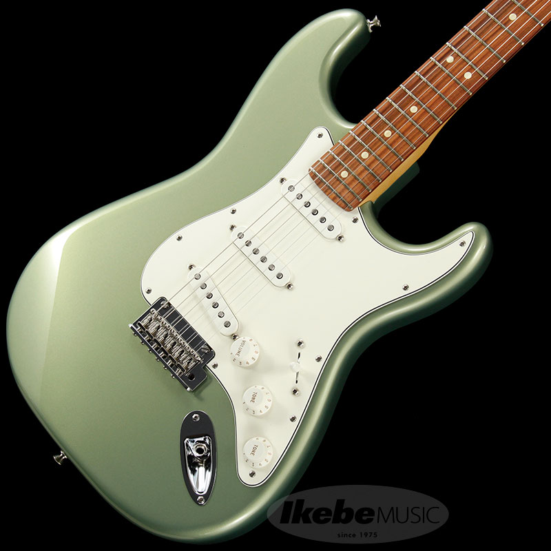 Fender 《フェンダー》 Player Stratocaster (Sage Green Metallic/Pau Ferro) [Made In Mexico] 【7月上旬以降順次入荷】