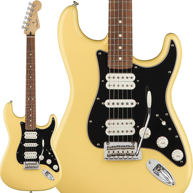 Fender 《フェンダー》 Player Stratocaster HSH (Buttercream/Pau Ferro) [Made In Mexico] 【FENDER THE AUTUMN-WINTER 2018 CAMPAIGN】
