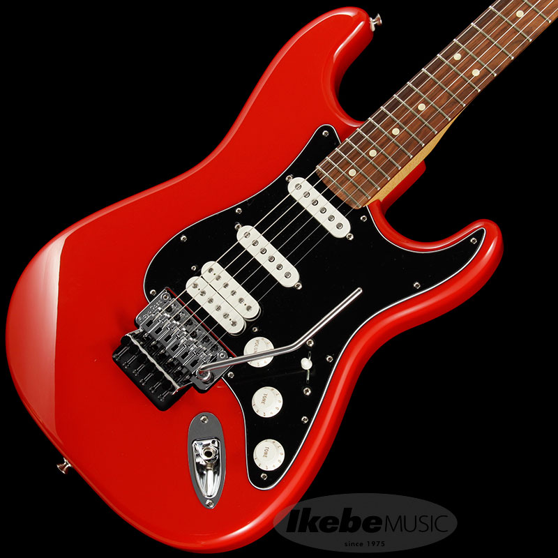 Fender 《フェンダー》 Player Stratocaster with Floyd Rose HSS (Sonic Red/Pau Ferro) [Made In Mexico] 【7月中旬以降順次入荷】