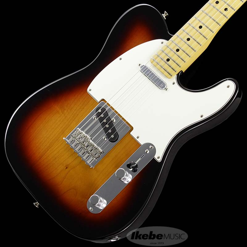 Fender 《フェンダー》 Player Telecaster (3-Color Sunburst/Maple) [Made In Mexico]【FENDER THE AUTUMN-WINTER 2018 CAMPAIGN】