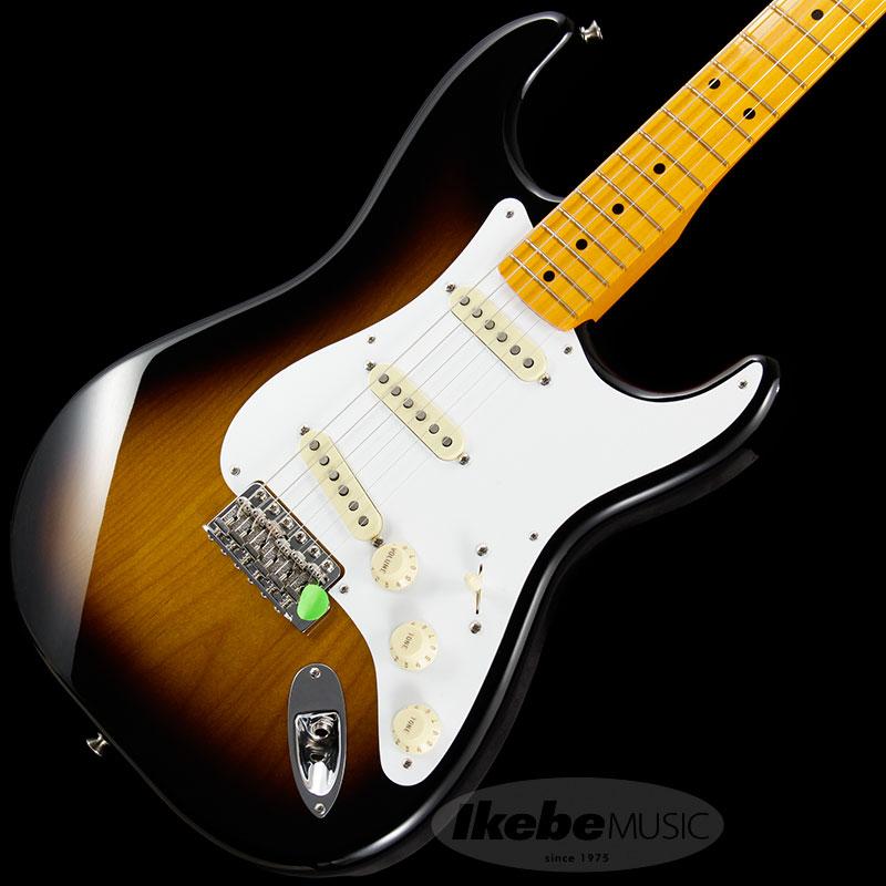 Fender 《フェンダー》 Classic Series '50s Stratocaster Lacquer (2-Color Sunburst) [Made In Mexico]