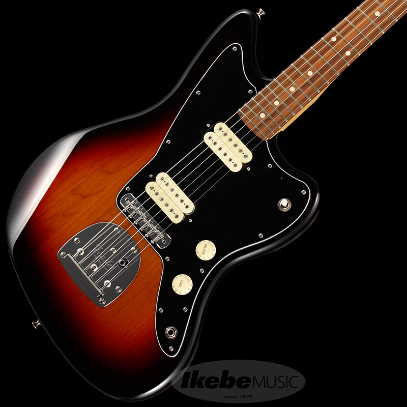 Fender 《フェンダー》 Player Jazzmaster (3-Color Sunburst) [Made In Mexico] 【FENDER THE AUTUMN-WINTER 2018 CAMPAIGN】