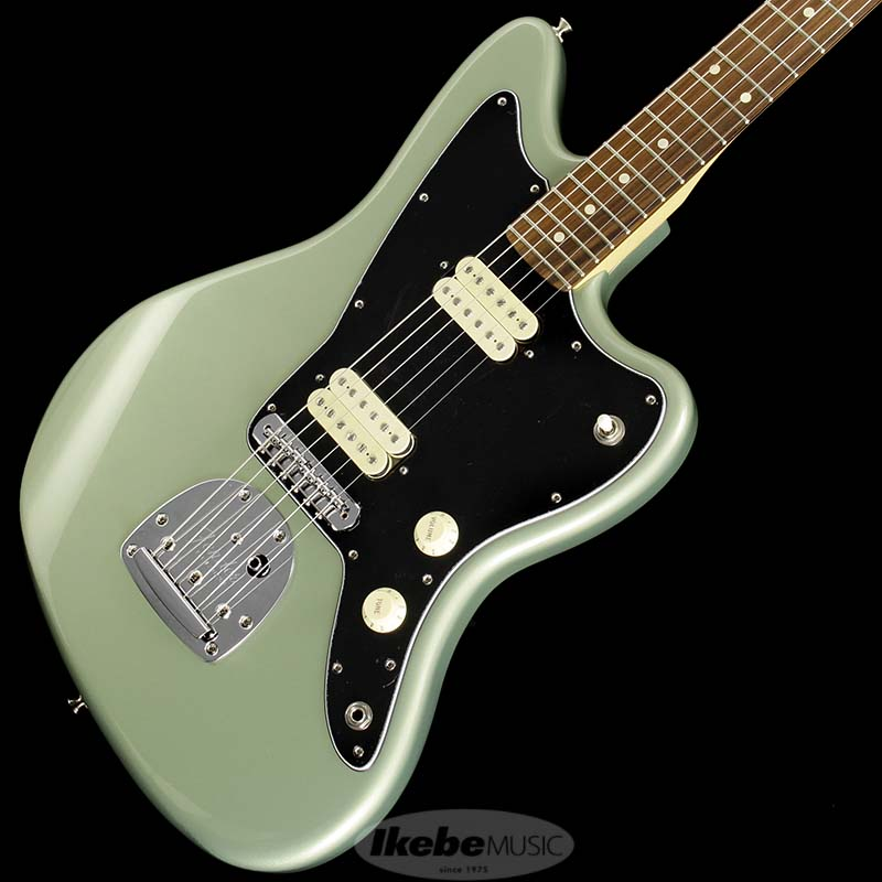 Fender 《フェンダー》 Player Jazzmaster (Sage Green Metallic) [Made In Mexico] 【FENDER THE AUTUMN-WINTER 2018 CAMPAIGN】