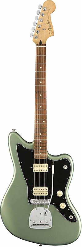 Fender 《フェンダー》 Player Jazzmaster (Sage Green Metallic) [Made In Mexico] 【g_p5】