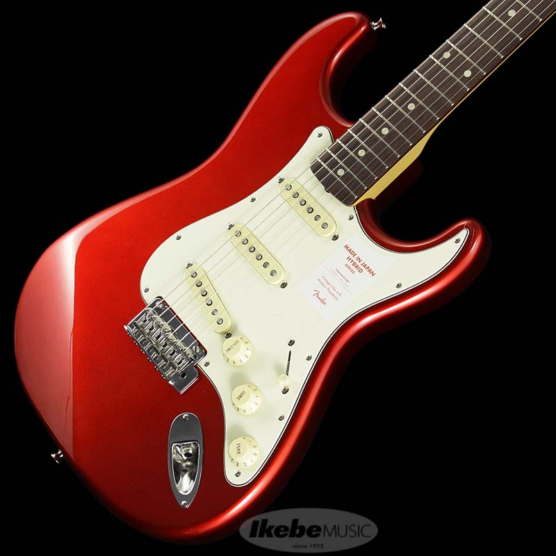 Fender《フェンダー》 Made In Japan Hybrid 60s Stratocaster (Candy Apple Red) [Made in Japan]