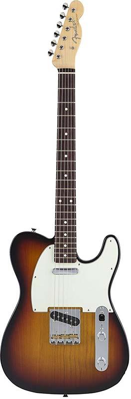 Fender《フェンダー》 Made In Japan Hybrid 60s Telecaster (3-Color Sunburst) [Made in Japan] 【g_p5】