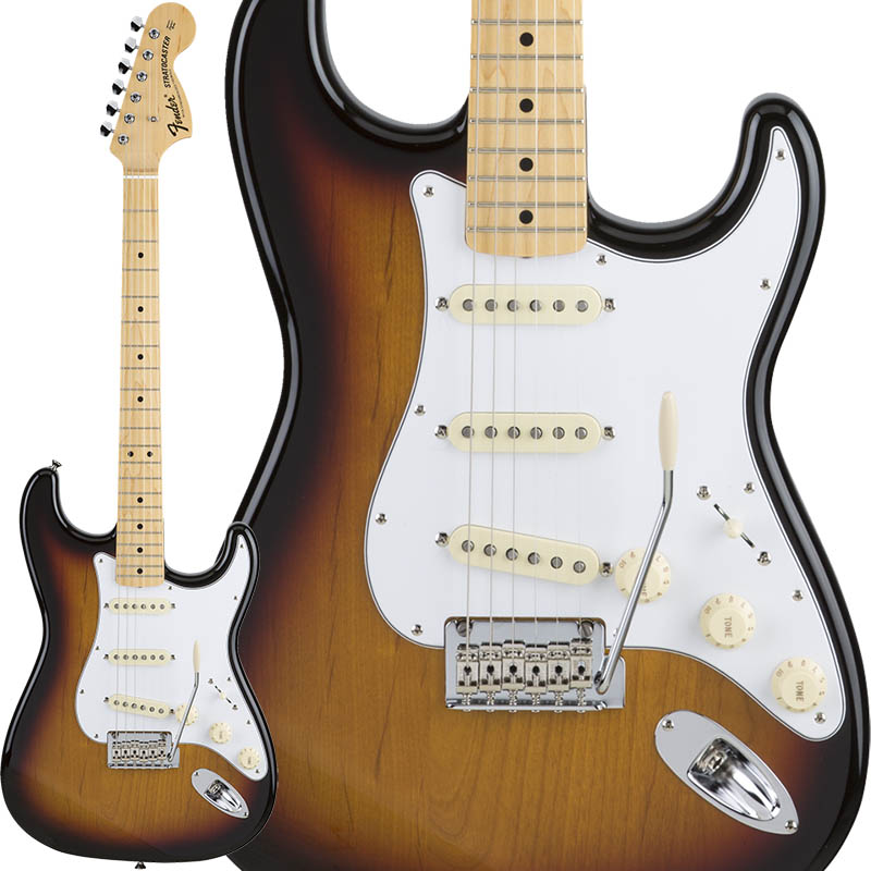 Fender《フェンダー》 Made In Japan Hybrid 68 Stratocaster (3-Color Sunburst) [Made in Japan] 【お取り寄せ品】【g_p5】