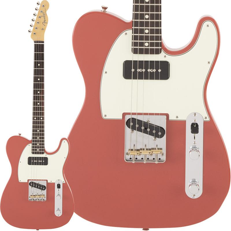 Fender《フェンダー》 Made in Japan FSR Hybrid 60s Telecaster P-90 (Fiesta Red) [Made in Japan]【g_p5】