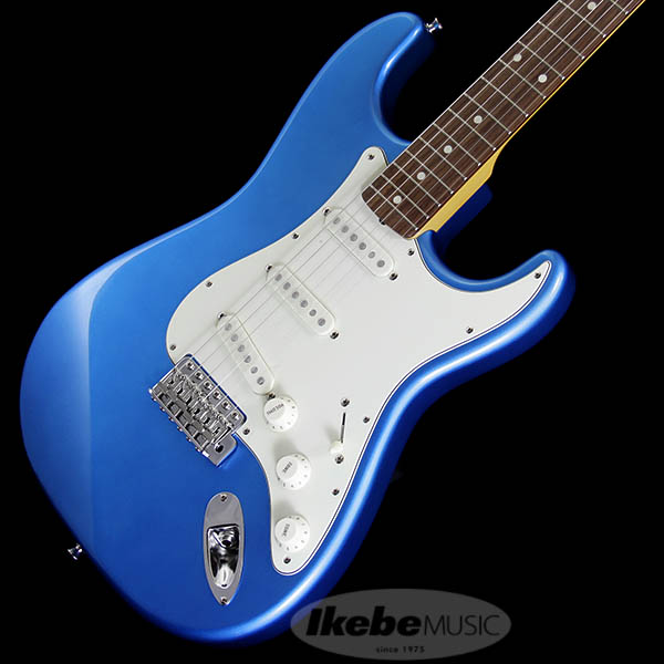Fender Made in Japan Traditional 《フェンダー》 Traditional 60s Stratocaster (Candy Blue) [Made in Japan] 【g_p5】