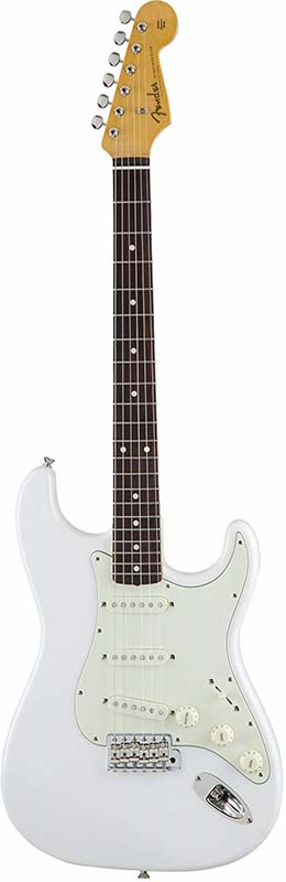Fender Made in Japan Traditional 《フェンダー》 Traditional 60s Stratocaster (Arctic White) [Made in Japan] 【g_p5】
