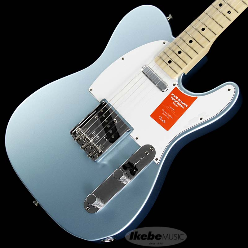 Fender Made in Japan Traditional 《フェンダー》 Traditional 70s Telecaster Ash (Blue Ice Metallic/Maple) [Made in Japan] 【g_p5】