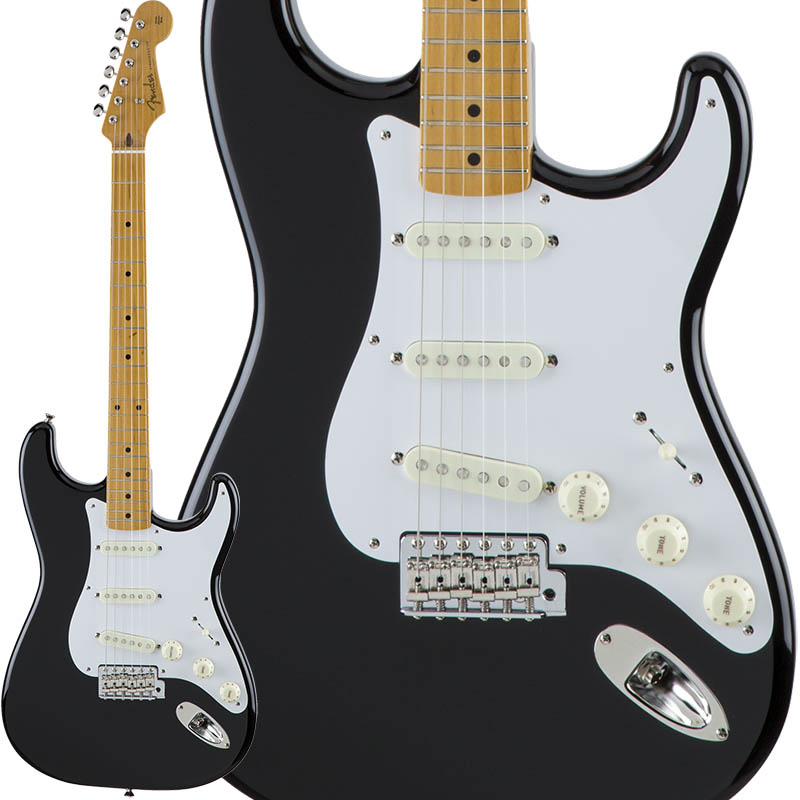 Fender Made in Japan Traditional 《フェンダー》 Traditional 50s Stratocaster (Black) [Made in Japan] 【g_p5】