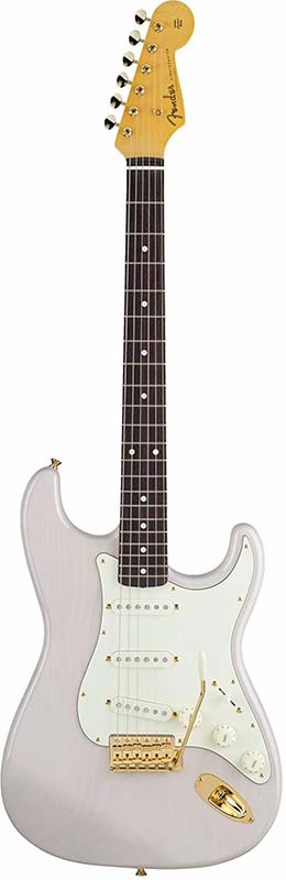 Fender Made in Japan Traditional 《フェンダー》 Traditional 60s Stratocaster w/Gold Hardware (US Blonde) [Made in Japan] 【g_p5】