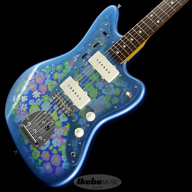 Fender Made in Japan Traditional 《フェンダー》 Traditional 60s Jazzmaster (Blue Flower) [Made in Japan] 【g_p5】