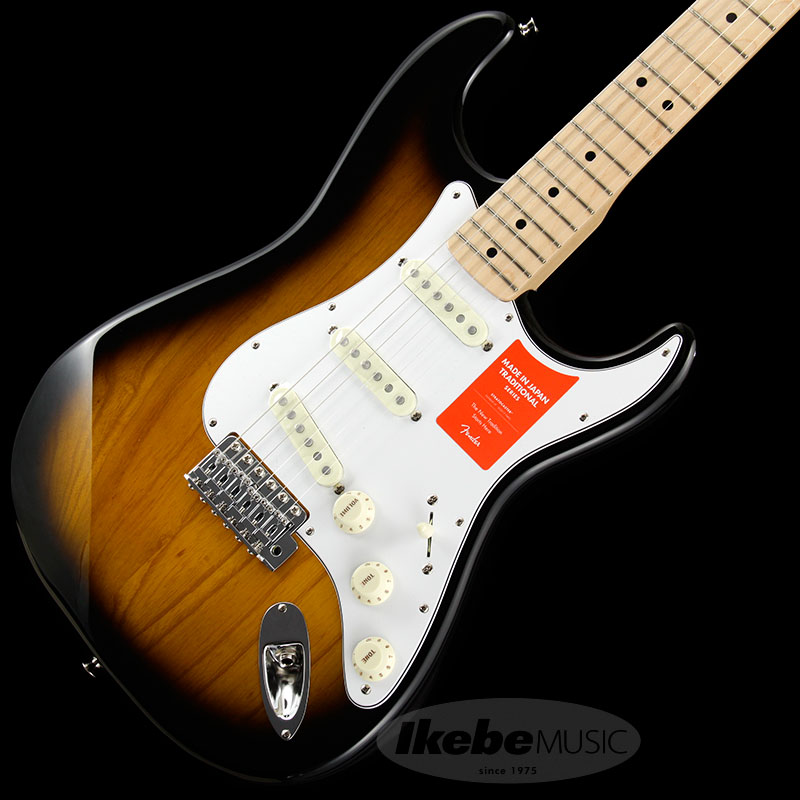 Fender Made in Japan Traditional 《フェンダー》 Traditional 70s Stratocaster Ash (Tobacco Burst/M) [Made in Japan]【廃番特価】
