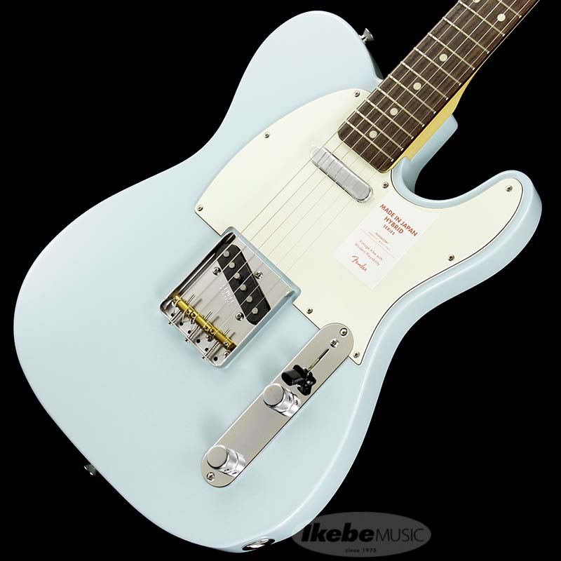 Fender Made in Japan Traditional 《フェンダー》 Traditional 60s Telecaster Custom (Sonic Blue) [Made in Japan] 【g_p5】